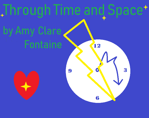 Through Time and Space Cover